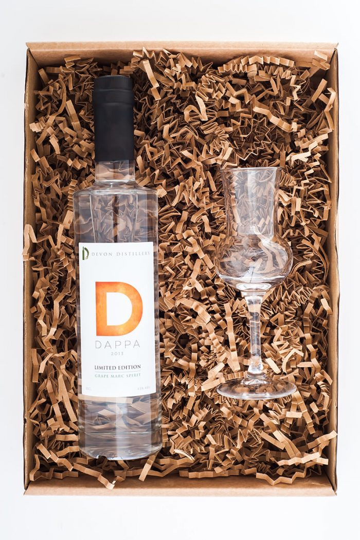 2013 35cl gift set - dappa (grappa)