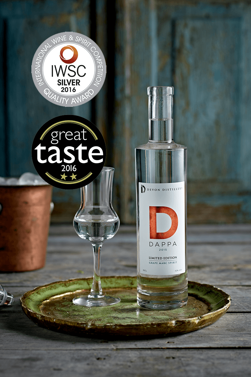 Dappa - 35cl Bottle - UK Grappa
