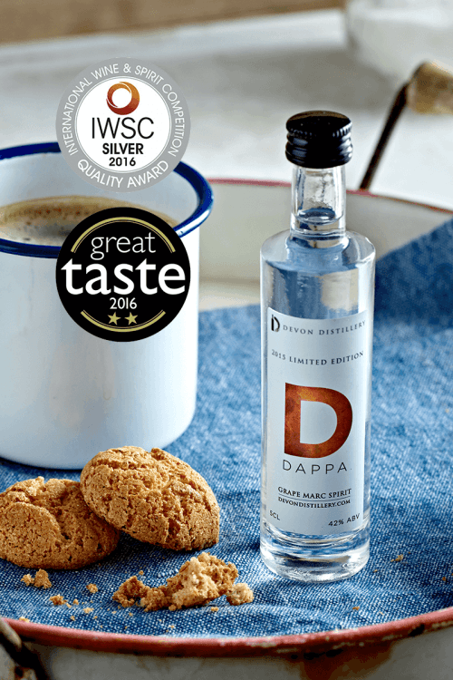 2015 Dappa - 5cl - UK Grappa