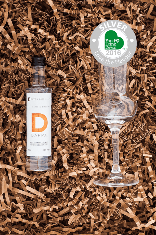 5cl Gift Set - 2015 Vintage - UK Grappa
