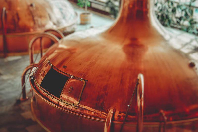 Boutique Distillery - Copper Still